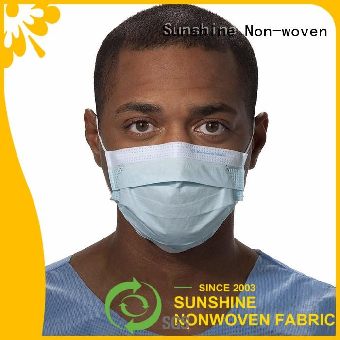 creditable fabric face mask manufacturer for medical products