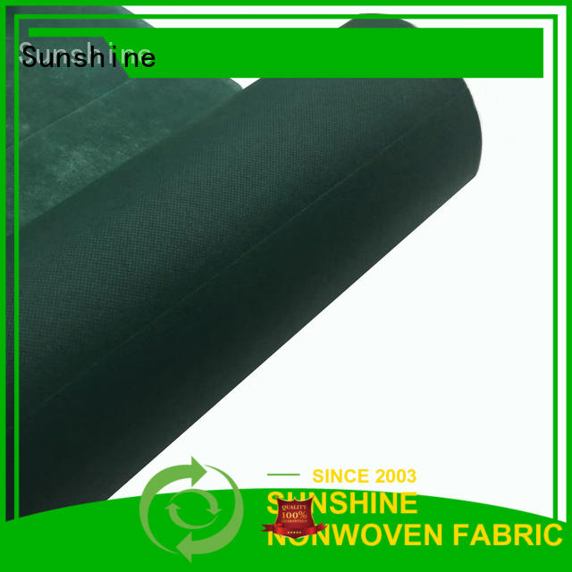 coated perforated non woven fabric medical design for bedsheet