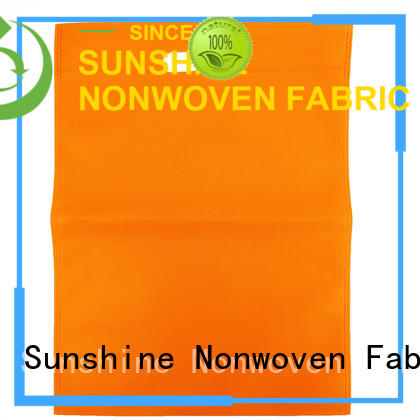 disposable nonwoven bags folded directly sale for bedroom