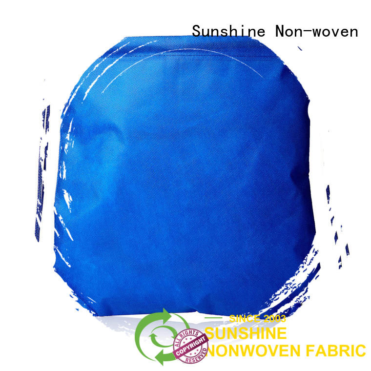 Sunshine types non woven shopping bag wholesale for household