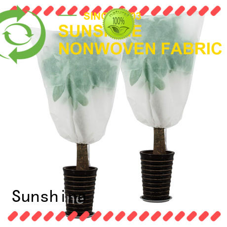 Sunshine spunbond banana bunch cover supplier for fruit
