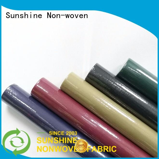 Sunshine soft nonwoven table cloth factory for table