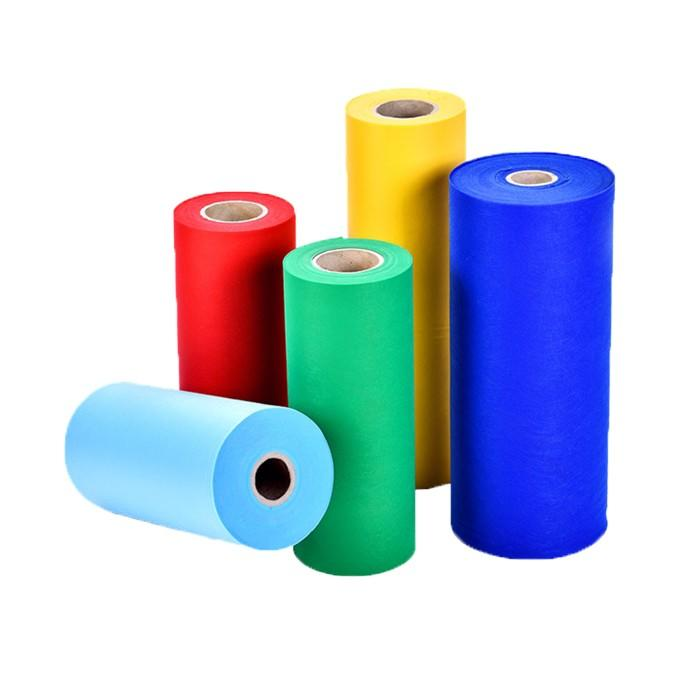 100%polypropylene nonwoven fabric price per kg/bag making material pp spunbond non woven fabric