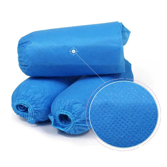 Medical Use Nonwoven Spunbonded PP Shoe Covers