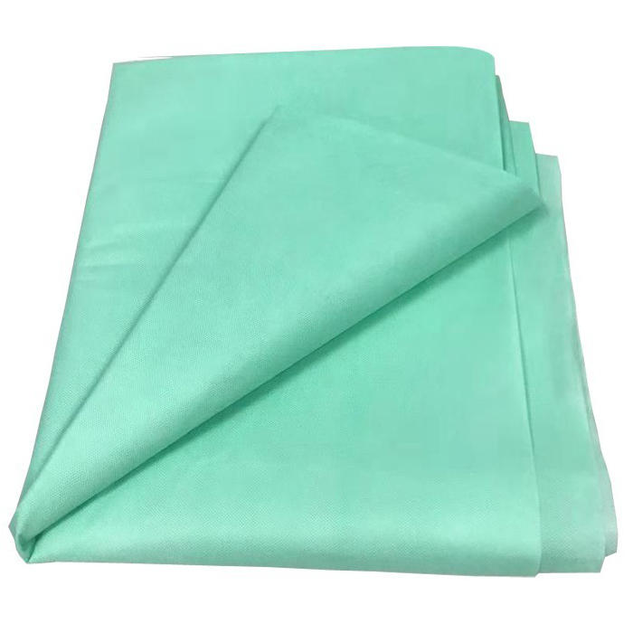 Breathable Nonwoven 3 Layer Polypropylene SMS Fabric