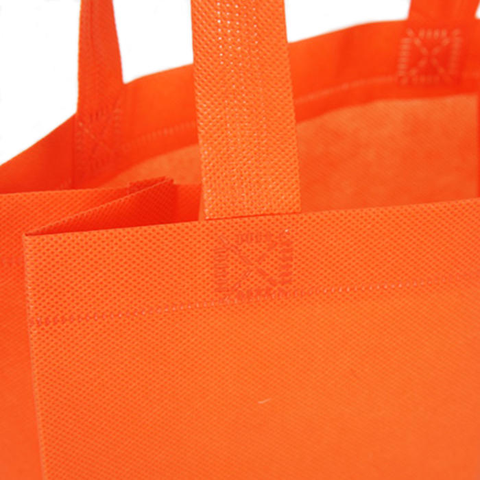 High Quality Eco Friendly Reusable Nonwoven Spunbond Shopping Handle Bag