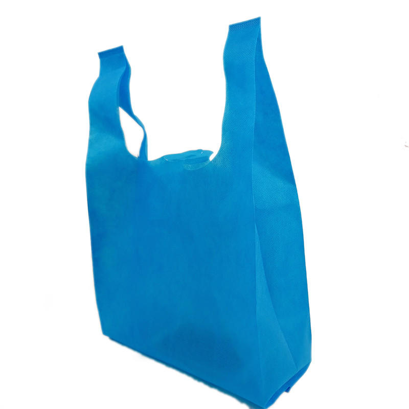 100% Polypropylene Various Types Bags,T-shirt Bag, U-style Bag and D-cut Bag