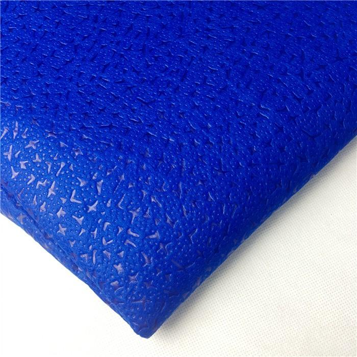 Factory Supply Price Hot Sale Colorful Polypropylene Embossed Nnon woven Fabric