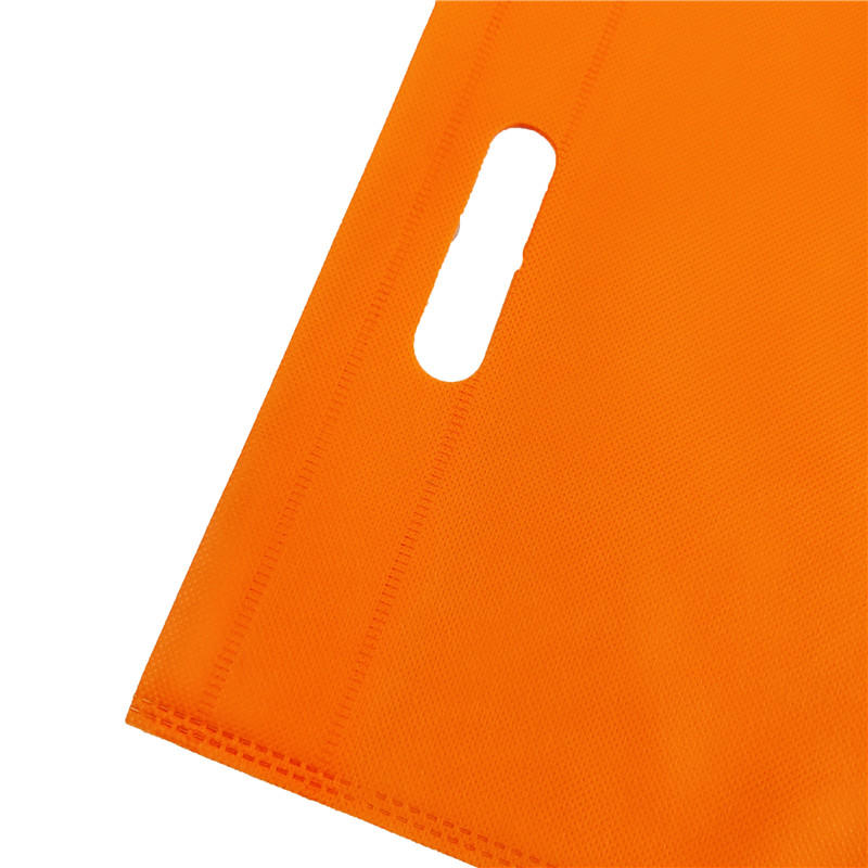 D Cut Nonwoven Cheap Nonwoven Bag Factory with Logo for Promotion