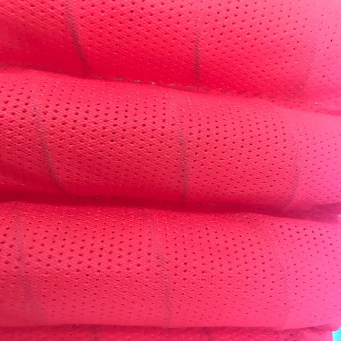 100% Polypropylene Nonwoven Fabric Roll Perforated Non-woven Fabric Spring Pocket