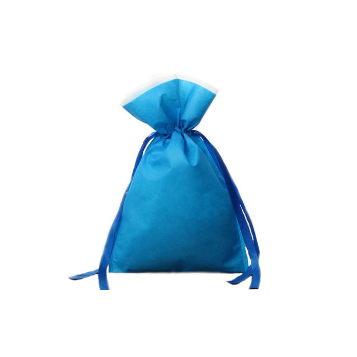 Bundle Pocket Bag LOGO Drawstring Nonwoven Bag
