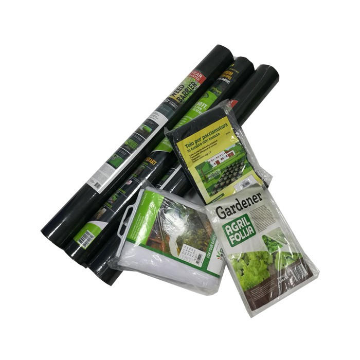 Nonwoven Garden Ground Cover Fabric / Weed Barrier Mat / Weed Control  Fabric