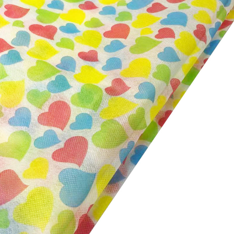 Printed Polypropylene Spunbond Nonwoven Fabric