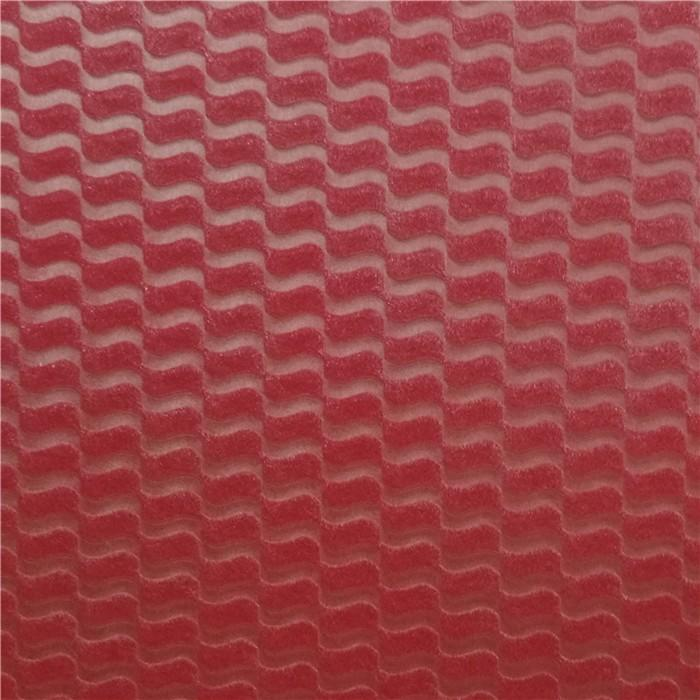 Wave Embossing PP Spunbond Nonwoven Fabric