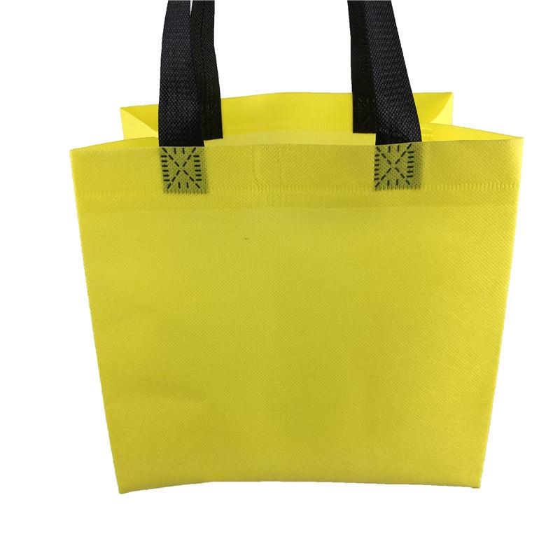 Eco Friendly Polypropylene Handle Nonwoven Bag