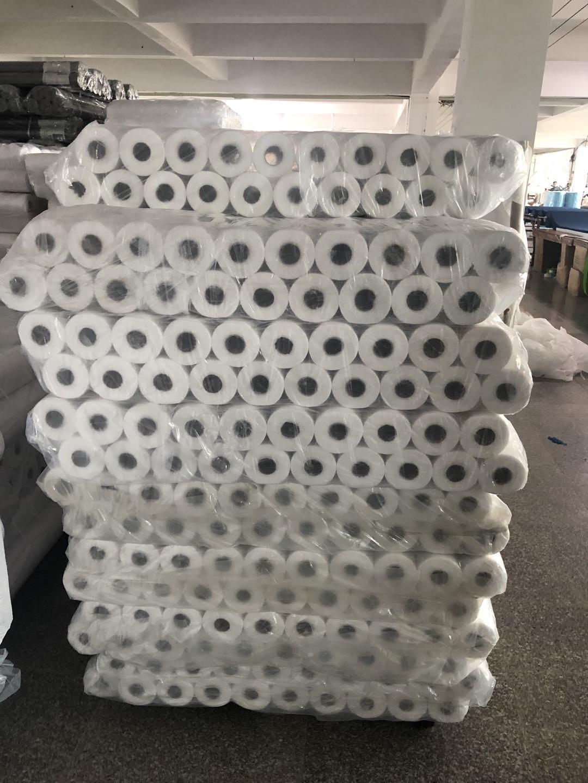Small Rolls Nonwoven Fabric