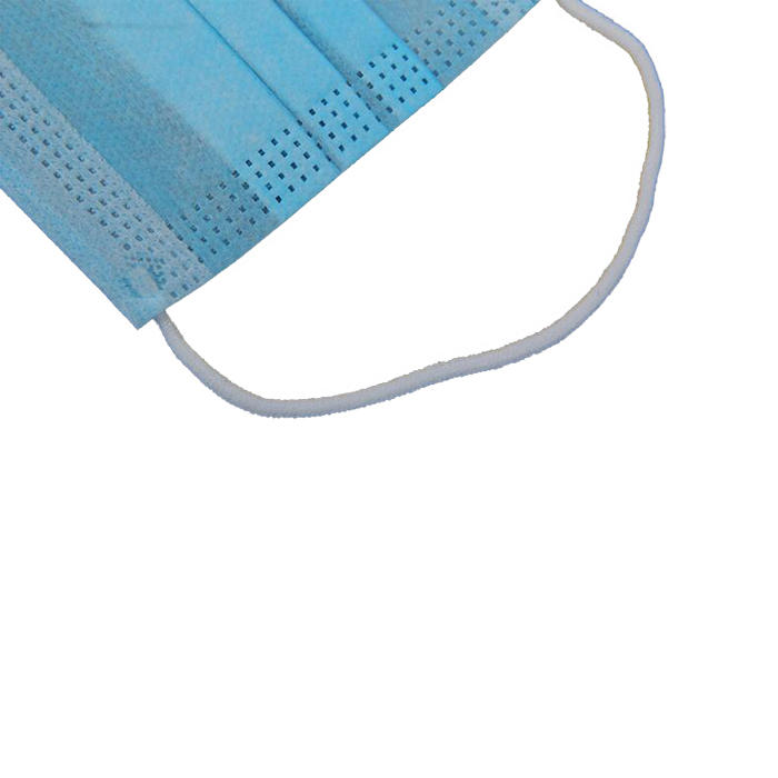 Good Quality 3ply Nonwoven Surgical Face Mask