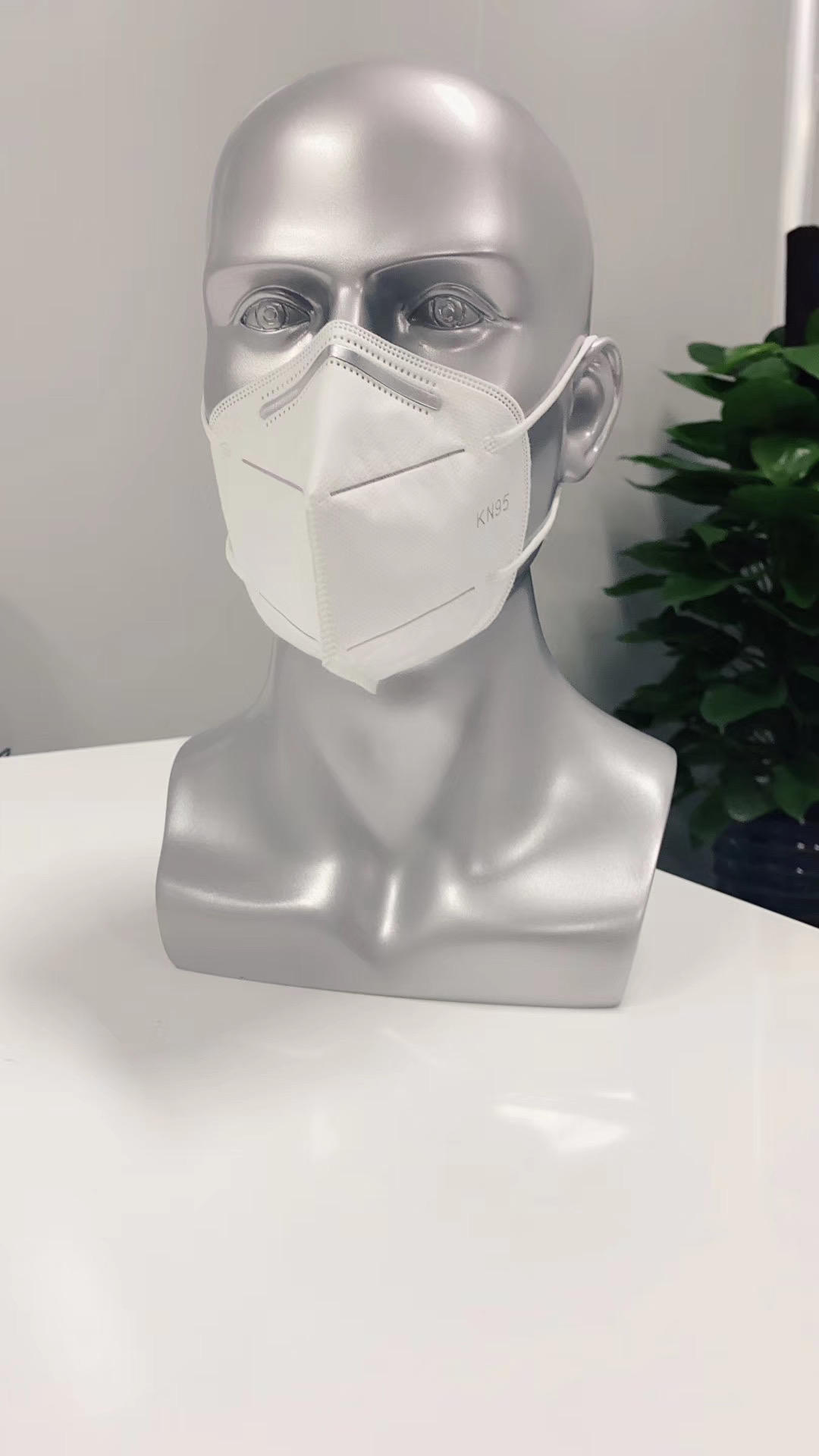 CE FDA Approved 5 layers Disposable KN95 Face Mask
