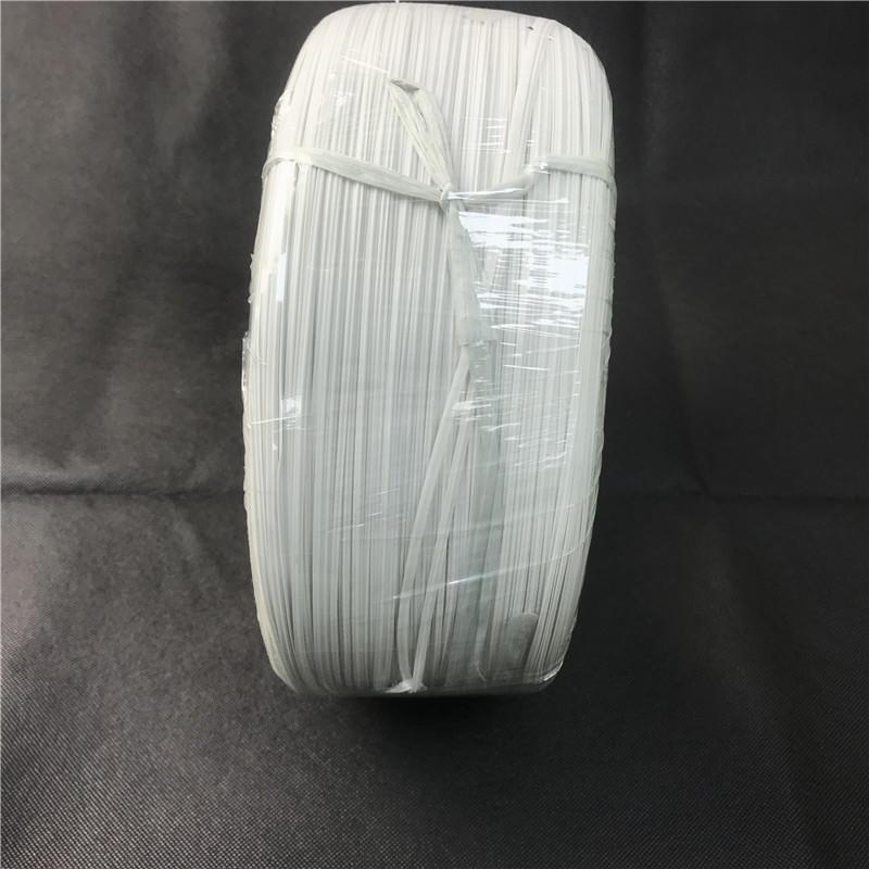 3.0MM Full Plastic Nose Bridge Strip Flexible Nose Clip