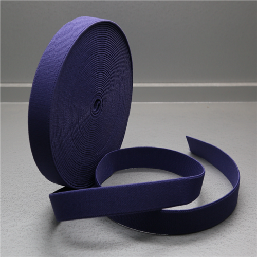Resistance Double Side Thickened Twill Elastic Band For Garment Underwear Colorful Elastic Band