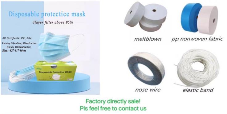 Nonwoven Fabric for Facemask