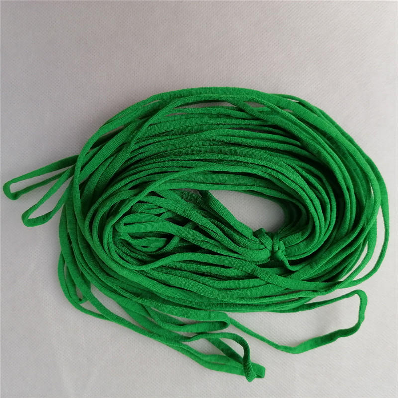 Hot Selling Colorful Elastic Earloop for Facemask