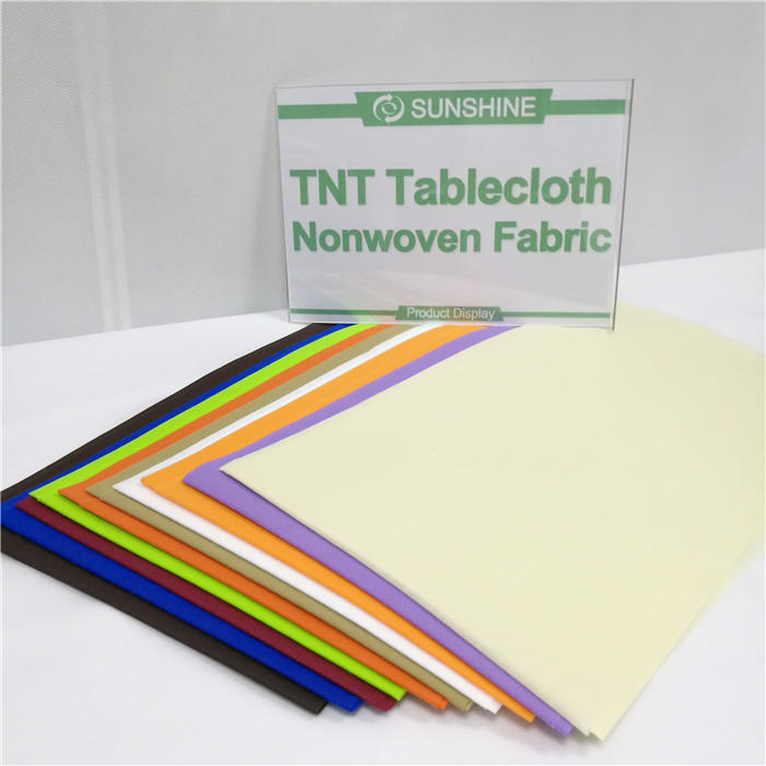 Disposable Table Cloth Folding
