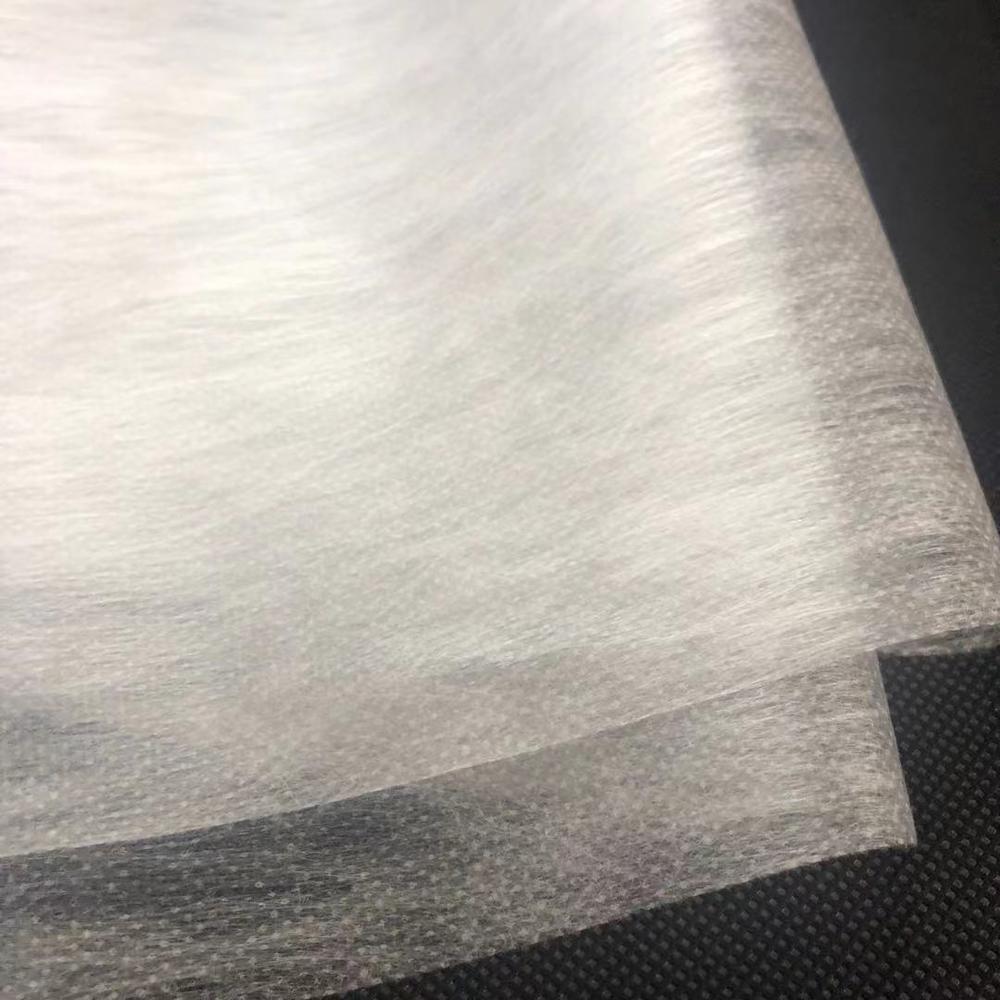 GOOD PRICE Eco Friendly 100% Biodegradable PLA Spunbond Nonwoven Fabric/PLA Non-woven Fabric Roll