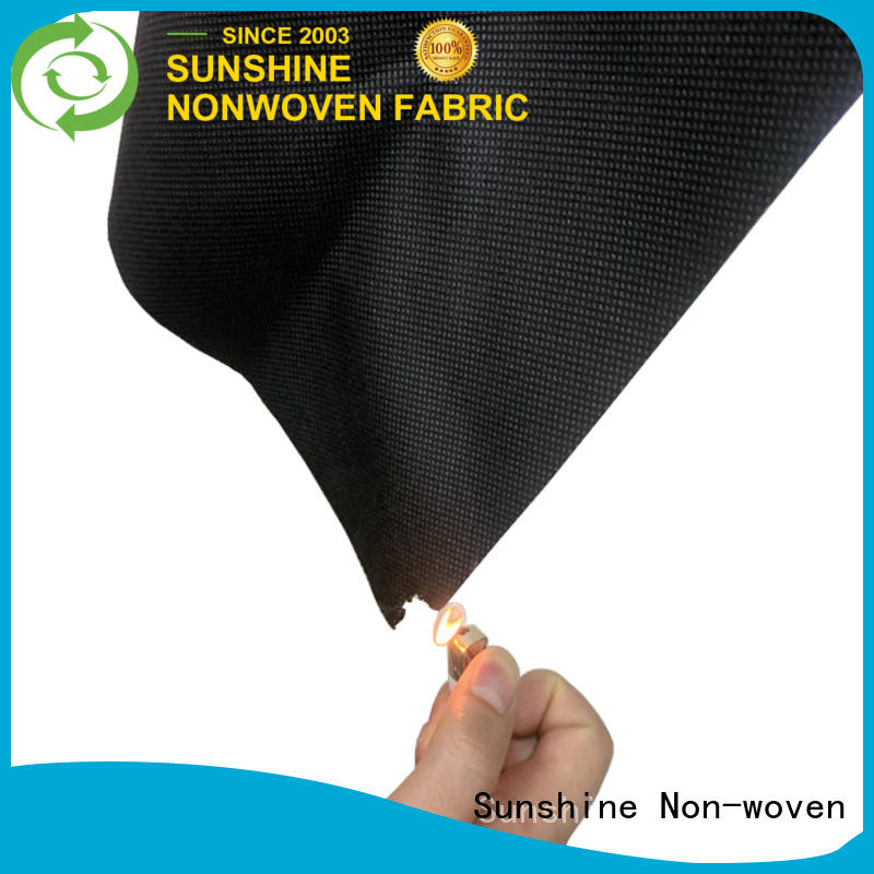 colorful flame retardant fabric supplier for bag