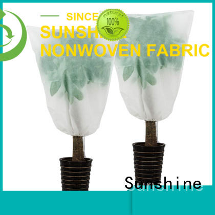 Sunshine bag plant cover fabric factory price