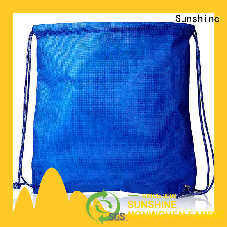 disposable nonwoven bags sewing directly sale for home