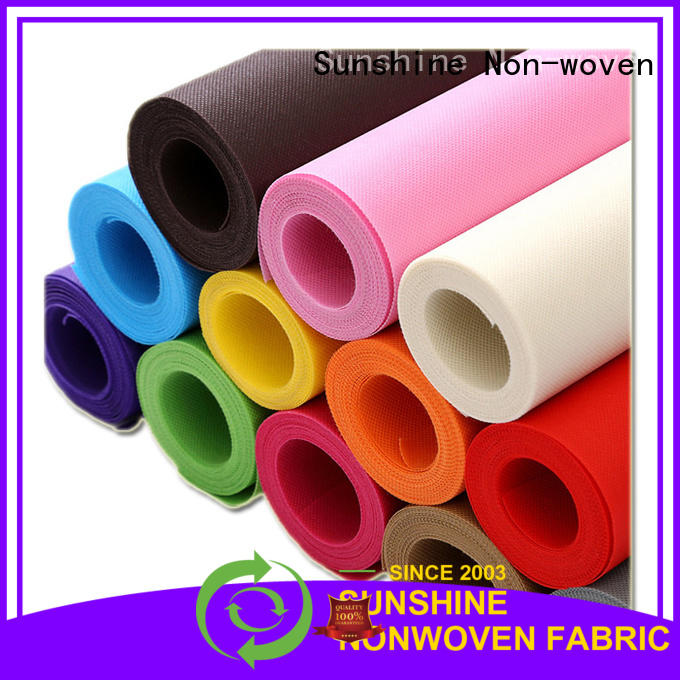 quality pp spunbond nonwoven fabric non manufacturer for hotel