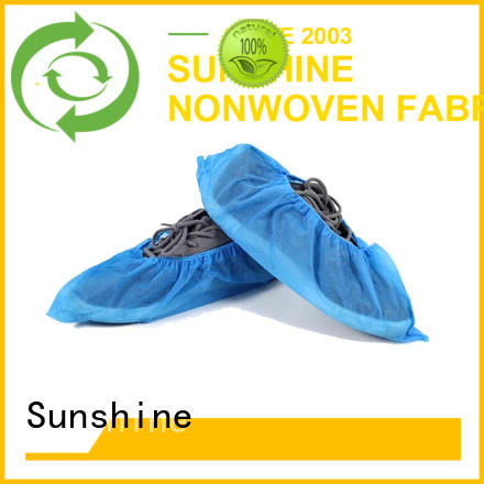 Sunshine soft disposable shoe covers inquire now for medical