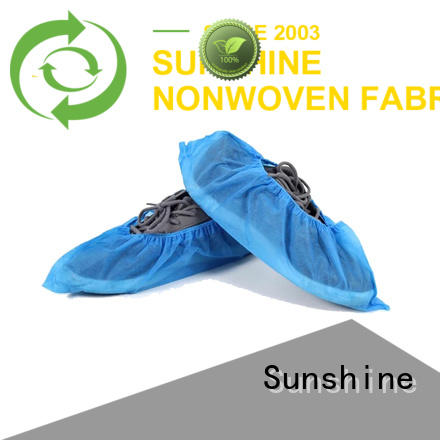 Sunshine full disposable shoe covers manufacturer for shoes