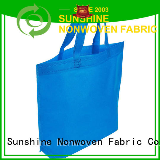 medical non woven carry bags personalized for bed sheet