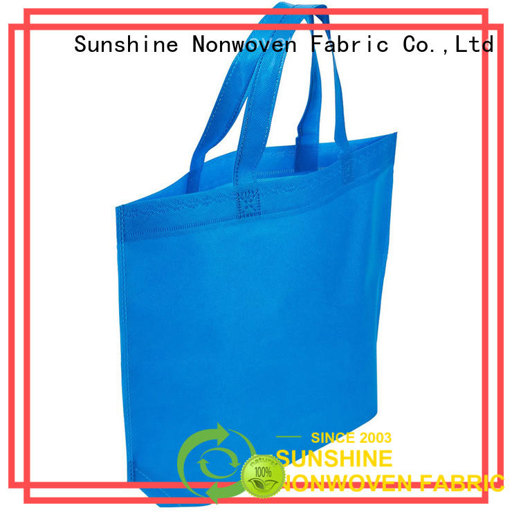 waterproof nonwoven bags polyester wholesale for household