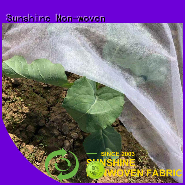 Sunshine uv landscape fabric directly sale for farm