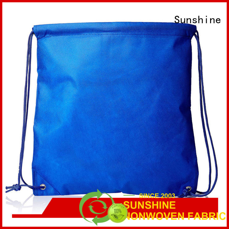 medical nonwoven bags shopping factory for household