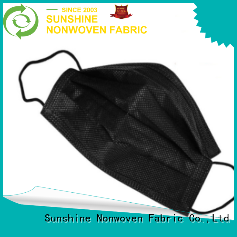 Sunshine soft effective face mask design for medical products