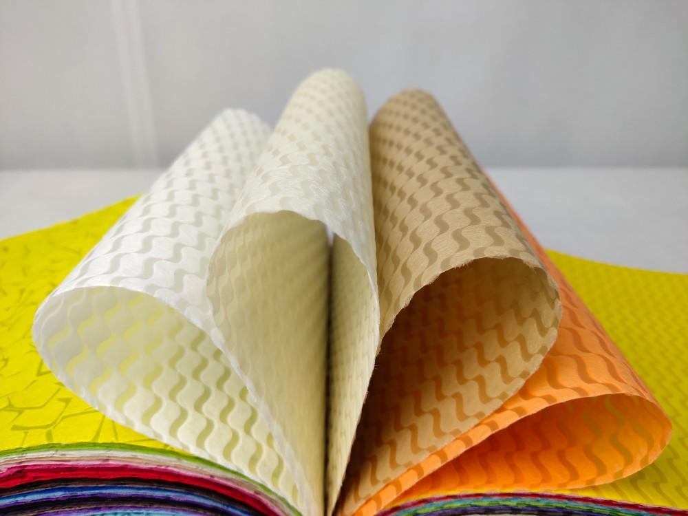 Sunshine non woven embossing inquire now for table-1