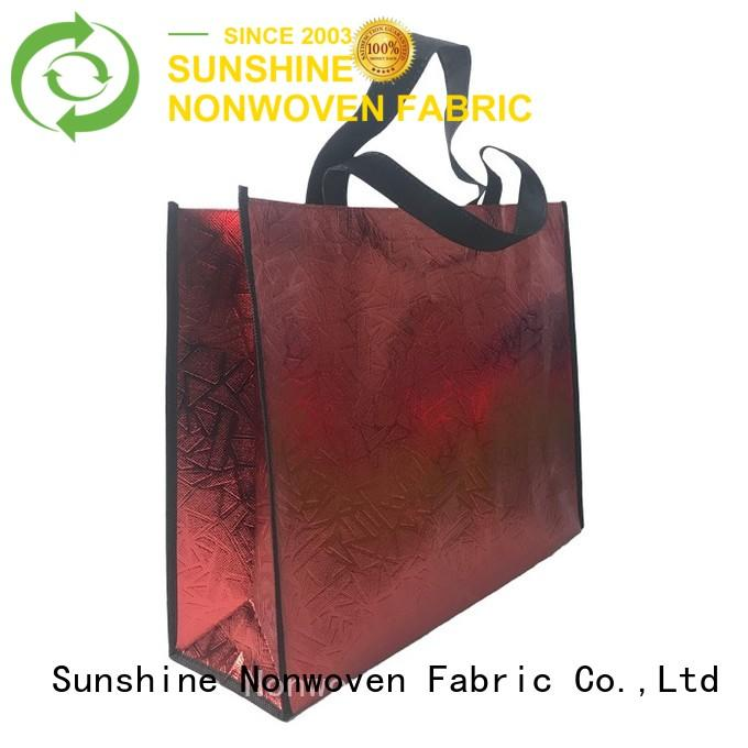 Sunshine medical nonwoven bags wholesale for household