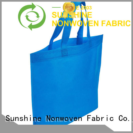 single non woven shopping bag various series for household
