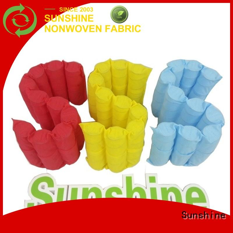 bright waterproof non woven fabric antipull supplier for furniture
