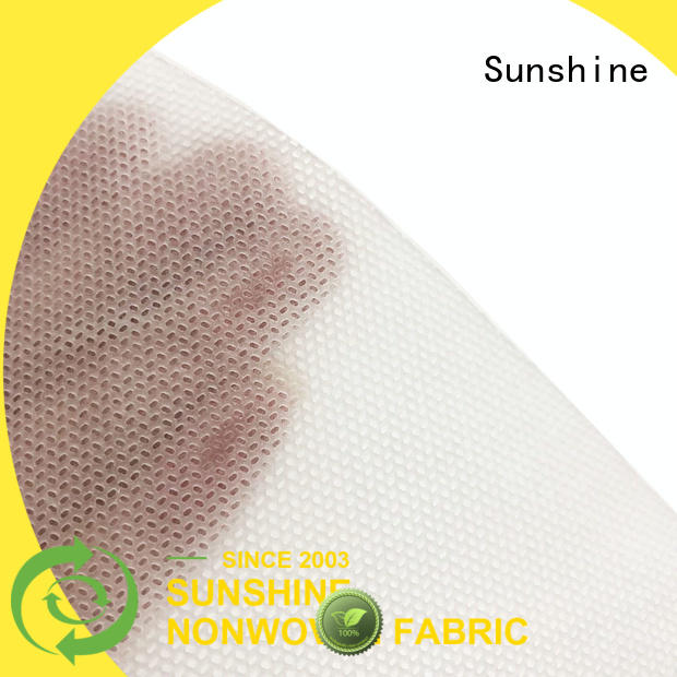 Sunshine diaper hydrophilic non woven manufacturer for child