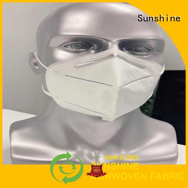 Sunshine eco-friendly cosmetic face mask inquire now for medical products