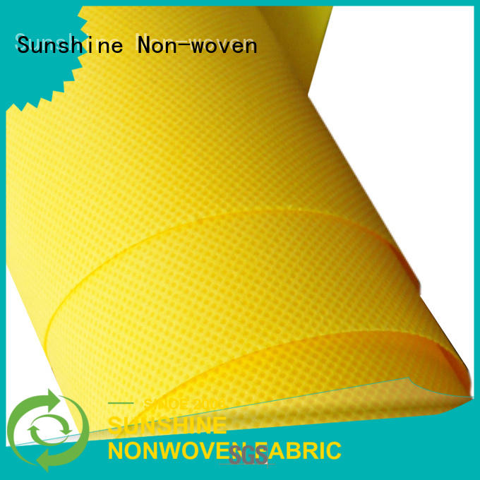Sunshine pp non woven wholesale for packaging