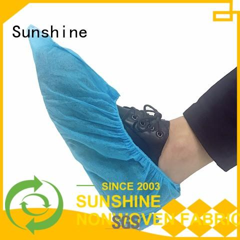 Sunshine small size non woven shoes cover design for medical