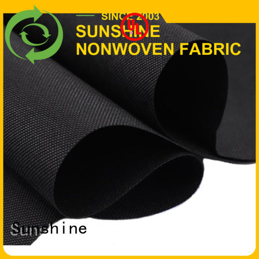 quality pp spunbond nonwoven fabric breathable design for bedsheet