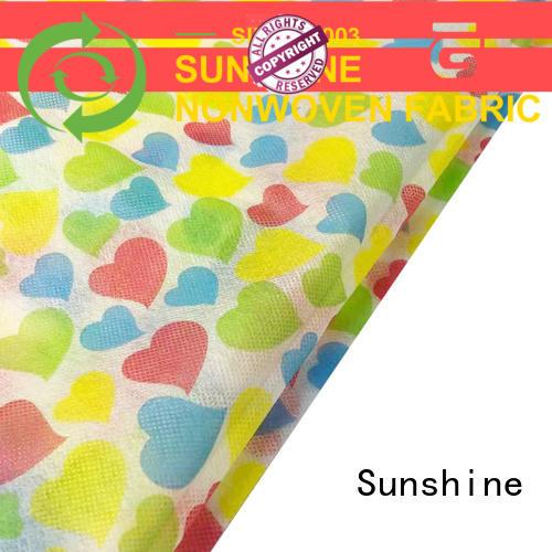 printed non woven bag printing nonwoven factory for bedding