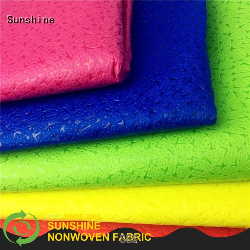 professional non woven embossing nnon inquire now for table